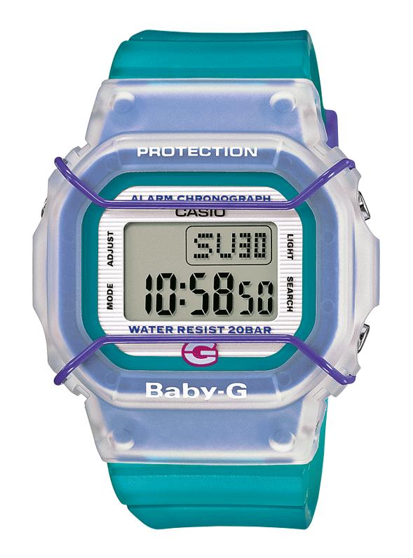 นาฬิกา คาสิโอ Casio Baby-G Limited models รุ่น BGD-500-3DR  2b56a95e2249