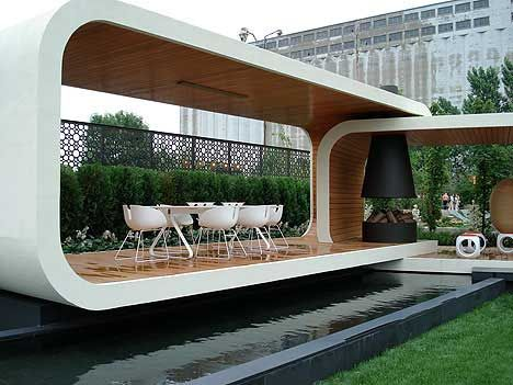 Contemporary Gazebo Ideas Image of attractive modern gazebo design picture 45 home image of attractive modern gazebo design picture 45 workwithnaturefo