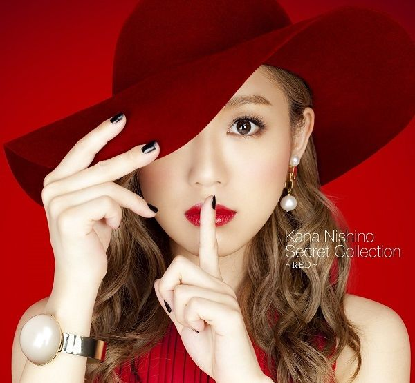 Kana Nishino - Secret Collection - RED