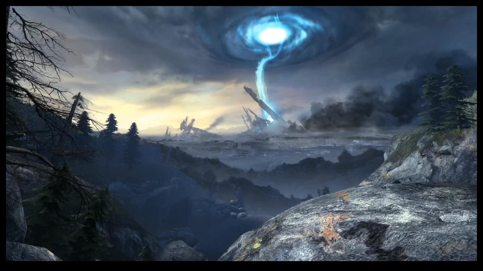 Half Life 2 Portal Storm Gaming Wallpaper Video In 2021 Gaming Wallpapers Wallpaper Iphone Background Wallpaper