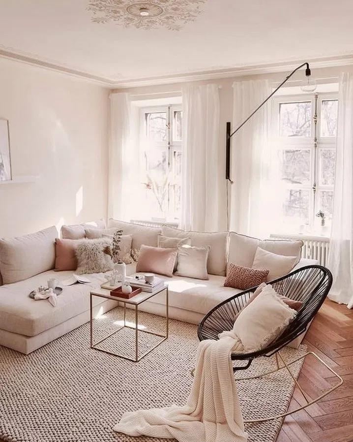 45 Best Living Room Decorating Ideas Designs Livingroomdesign Livingroomdesignideas Chic Living Room Decor Contemporary Chic Living Room Chic Living Room