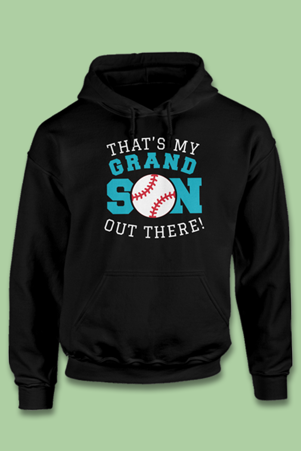 The best gift for grandparents who love to cheer their grandson in baseball! I need this gear <3