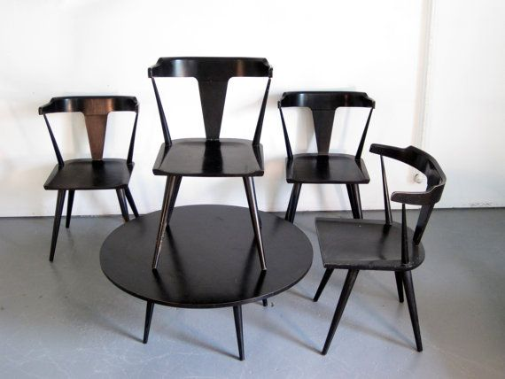 Paul McCobb - Mid Century Dining Chairs