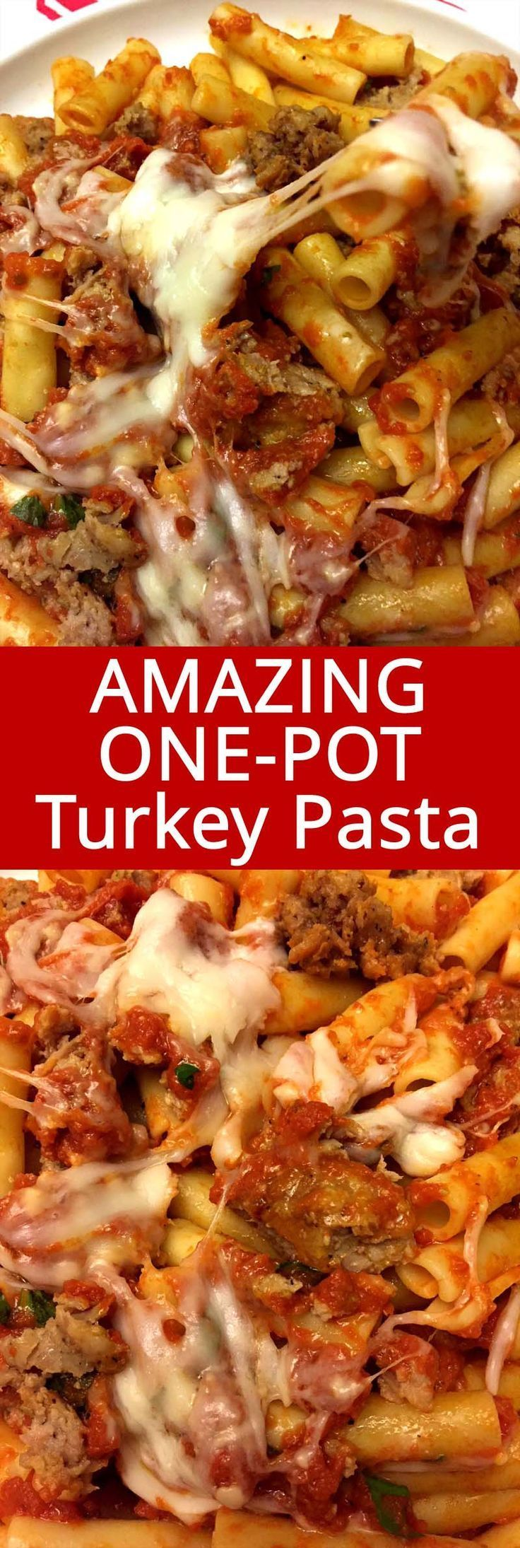 One-Pot Pasta Recipe With Ground Meat – Easy 20 Minute Meal!