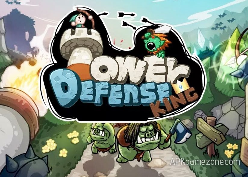 Tower Defense King Money Mod Download Apk