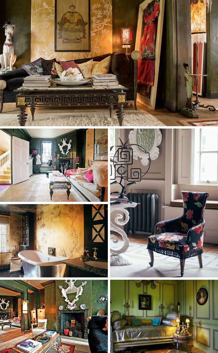 Two Of The Most Beautiful Boutique Hotels In London 40 Winks And Sanderson Offers Original