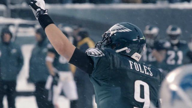 This is more than a team. This is more than a city. This is more than a game. #FlyEaglesFly
