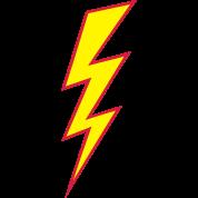 blitz-flash-superhelden-superhero-comic-symbol.png (178×178) | Plotter | Pinterest