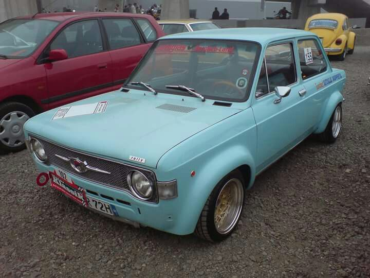Pin By Laura Bailey On Cars With Images Fiat 128 Fiat Fiat 850