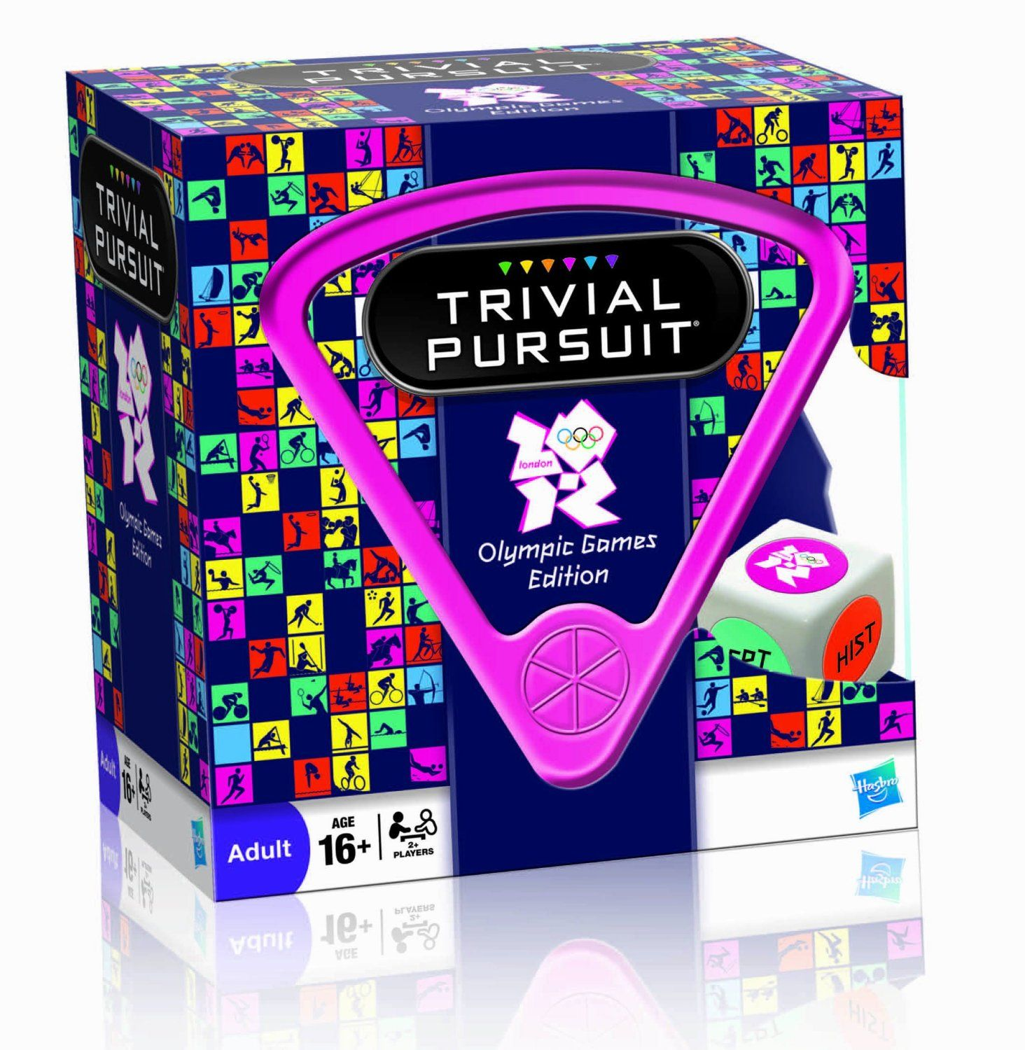 Trivial Pursuit London 2012 Games Edition Amazon.co.uk