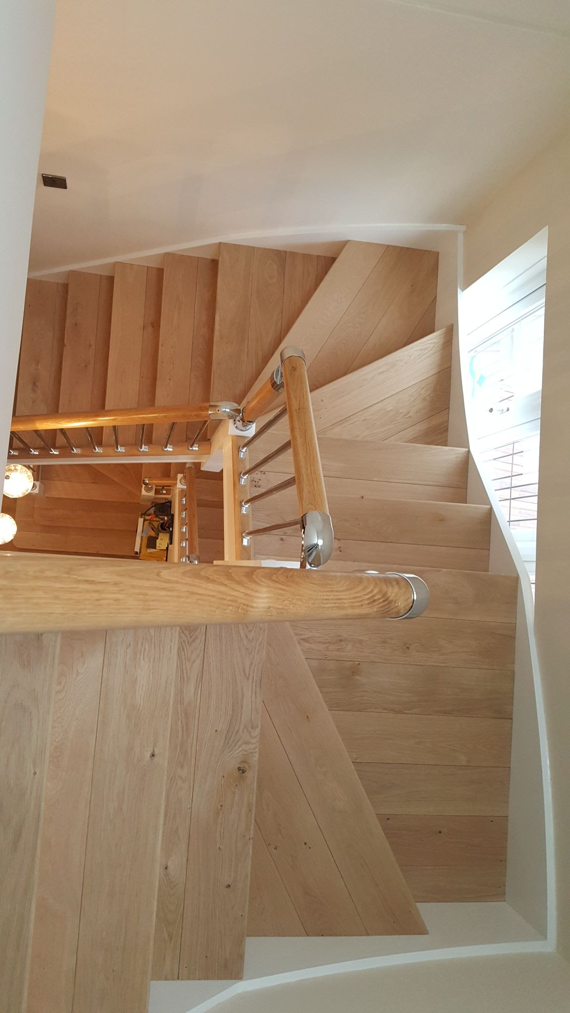 Best Solid Oak Stair Cladding Stairs Cladding Oak Stairs Stairs 400 x 300