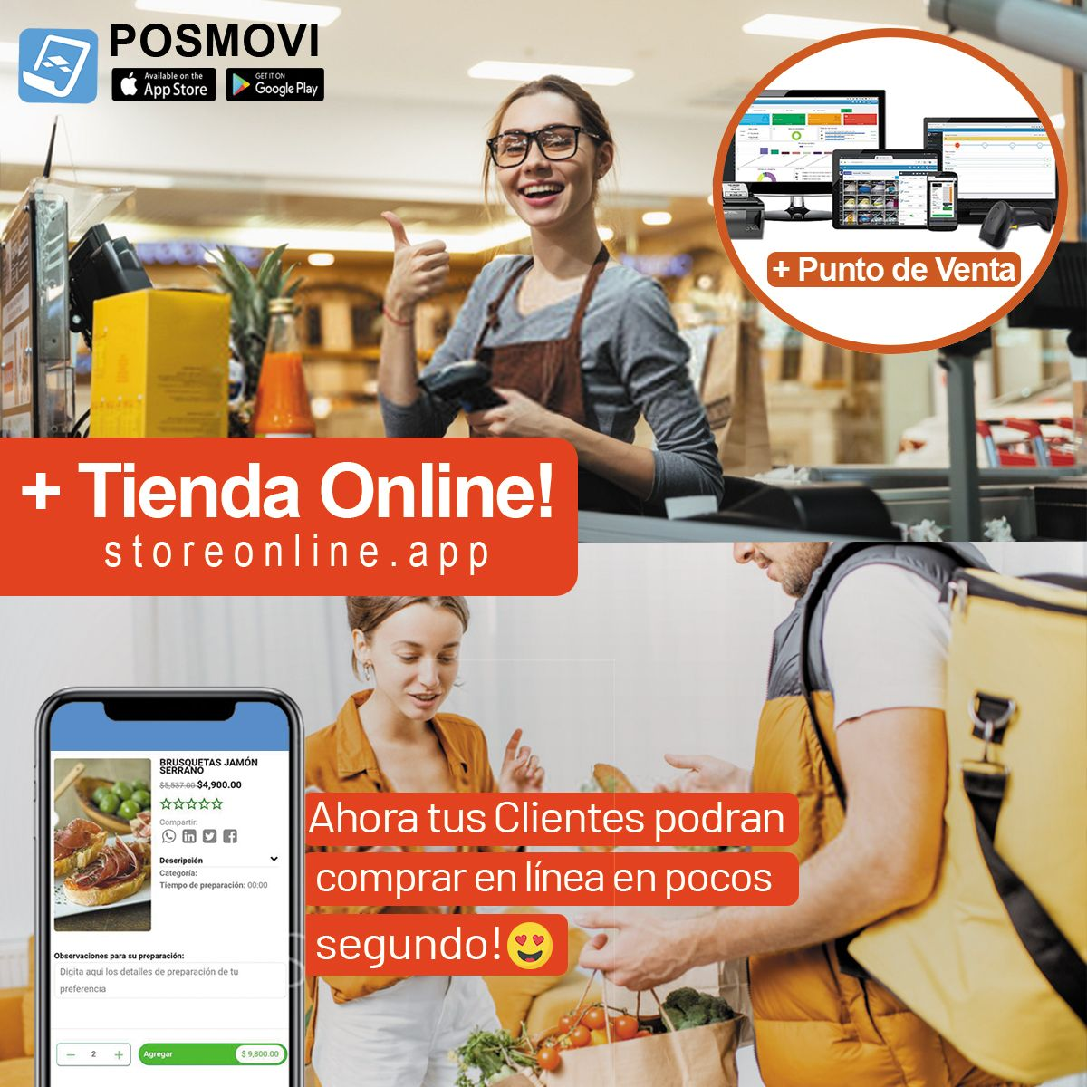 Tienda Online Punto De Venta Shopping
