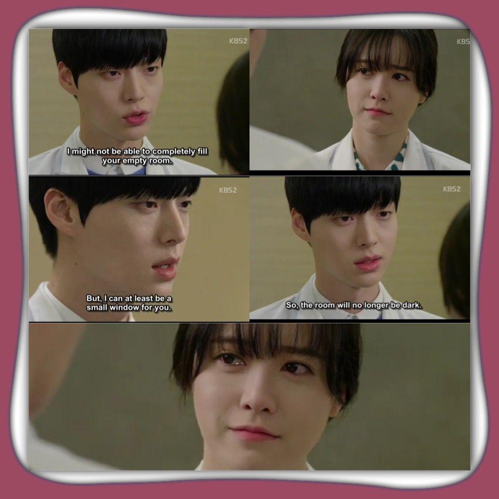 Blood   Ep  16 - Park Ji Sang confesses his love to Yoo Ri