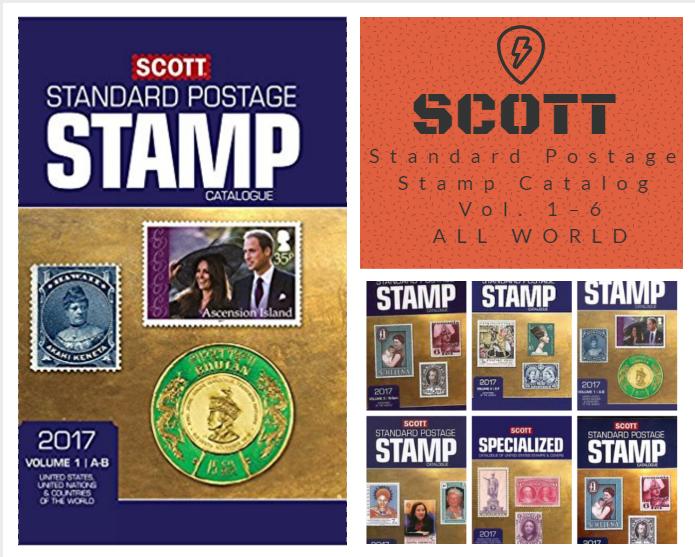 Scott Postage Catalog Download Pdf Files Stamp Catalogue Rare Stamps Catalog