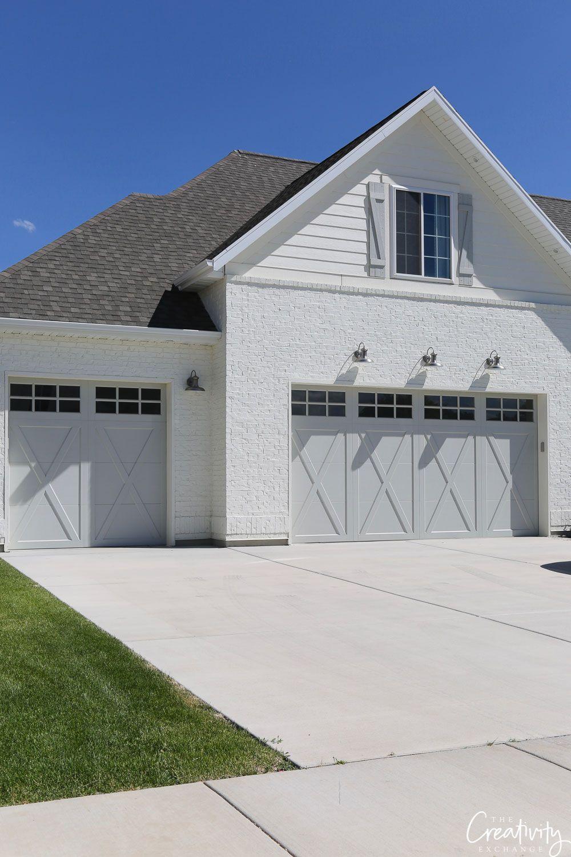 Beautiful Exterior Home Design Trends In 2020 Brick Exterior House Painted Brick Exteriors Exterior Brick
