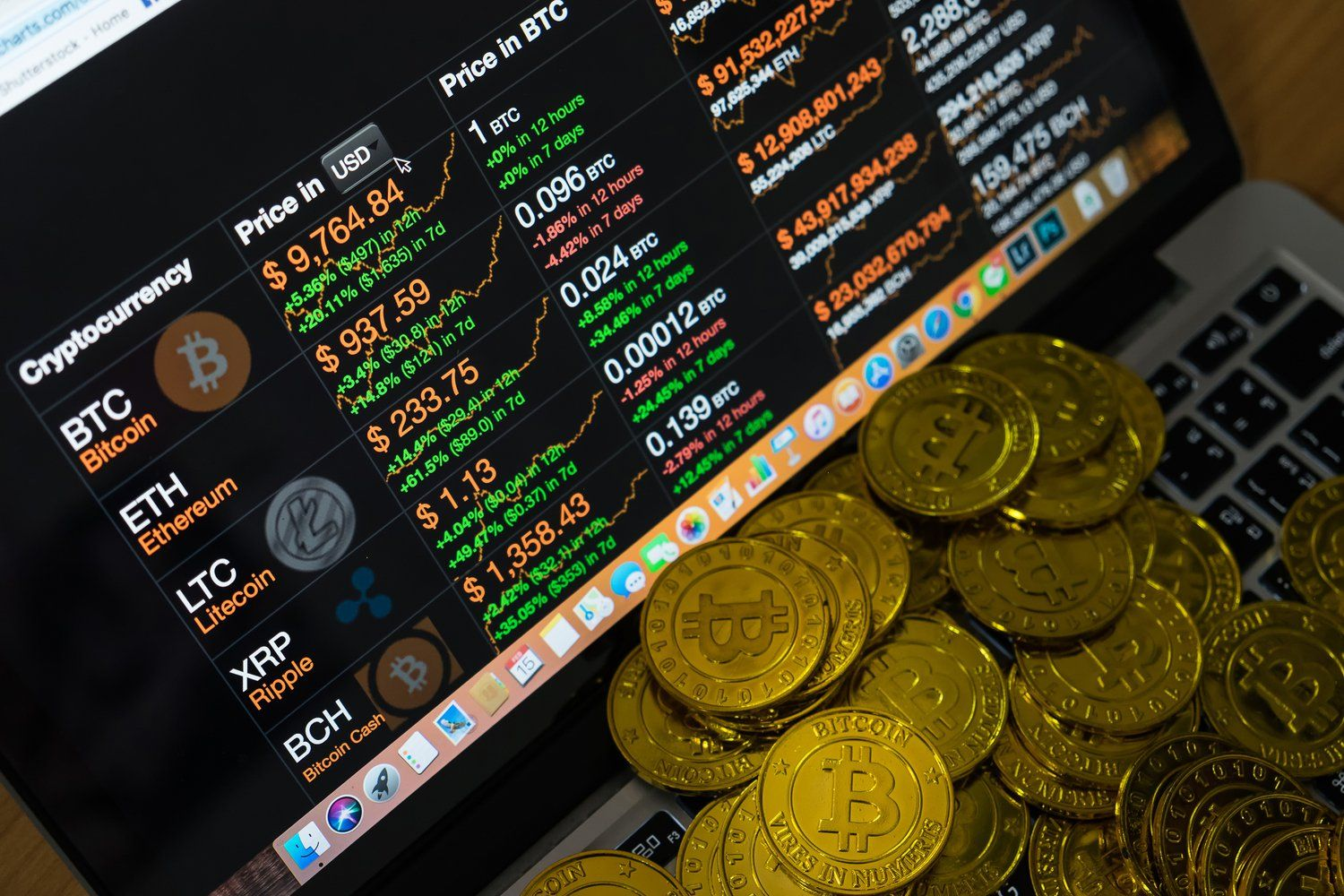 Investment Startup Bitwise Proposes ETF for Top 10 Cryptos