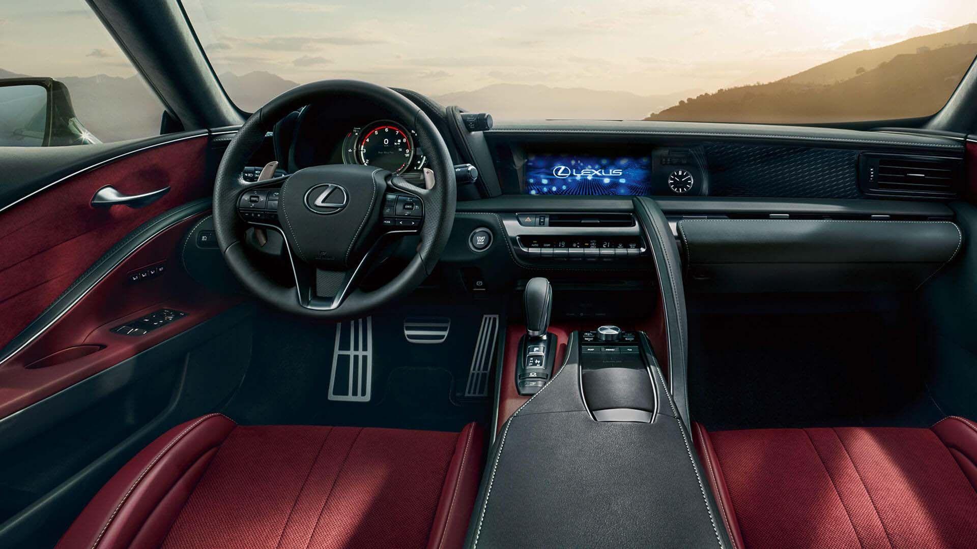 Lexus LC (Лексус ЛС) в 2020 г Автомобиль, Модели
