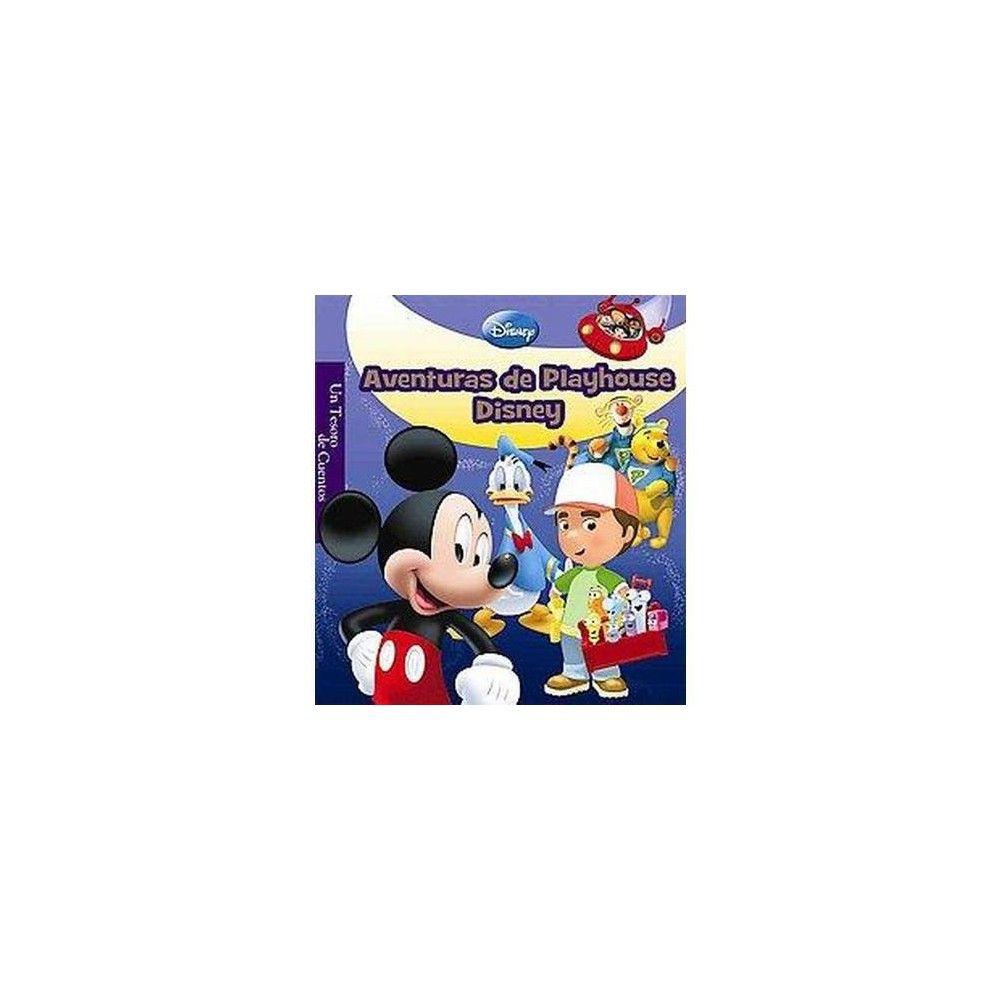 Aventuras de Playhouse Disney / Playhous ( Un tesoro de cuentos / Treasure of Stories) (Translation)