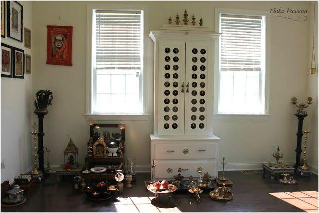 Brass Artifacts Home Tour Indian Brass Decor Indian Home Decor