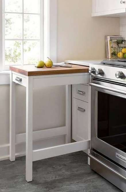 Photo of 57+ Trendy Ideas For Kitchen Ideas For Small Spaces Tiny Houses Life