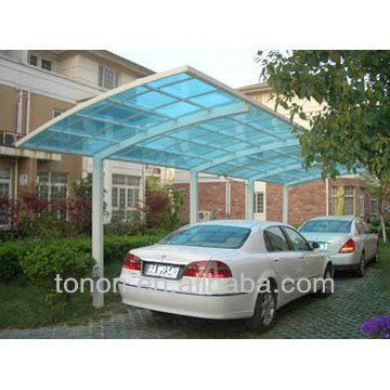 Polycarbonate Sheet For Steel Glass Carport Canopy 100 999 Aluminum Carport Carport Carport Designs