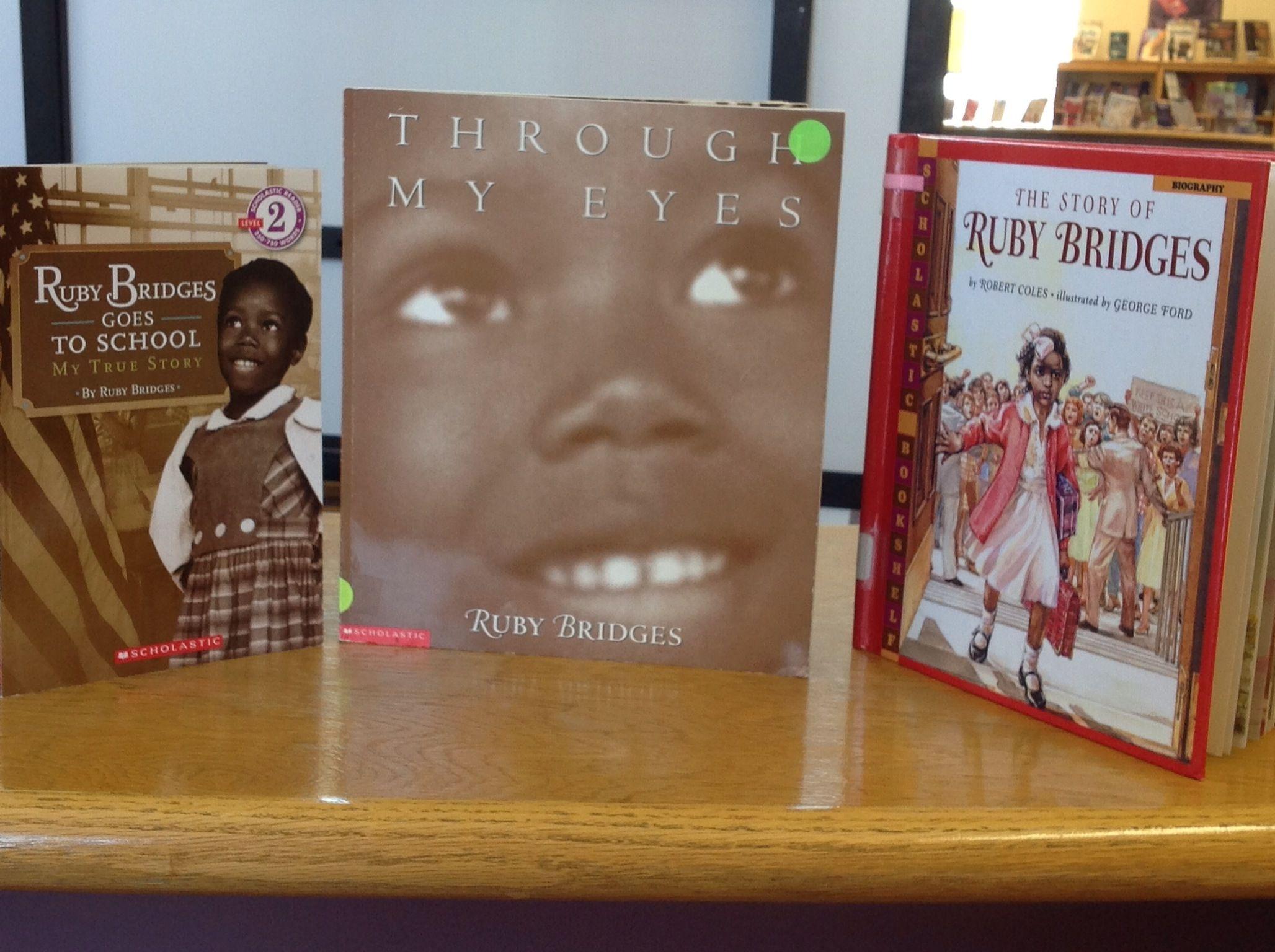 Through My Eyes By Ruby Bridges As Mentor Text My