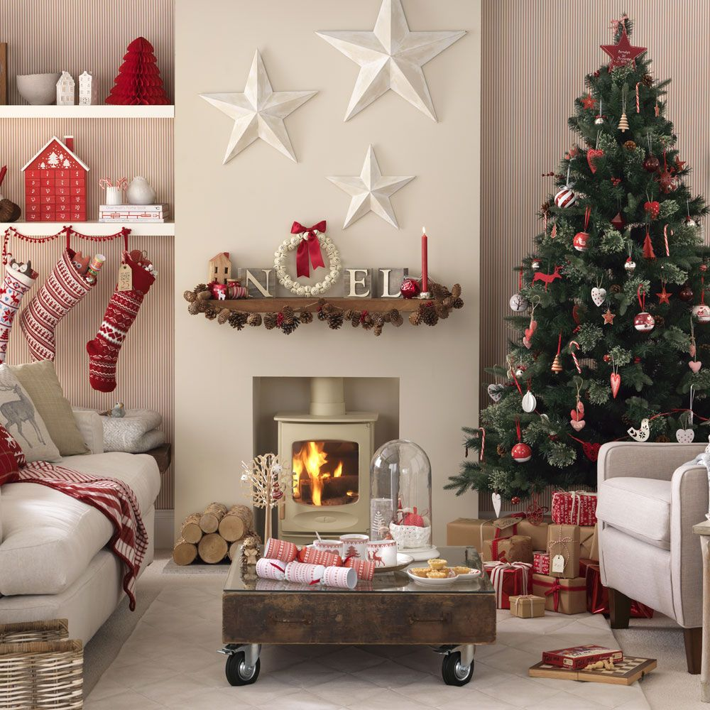 Budget Christmas decorating ideas for a high-impact low-cost Christmas (House to Home) & Budget Christmas decorating ideas for a high-impact low-cost ...