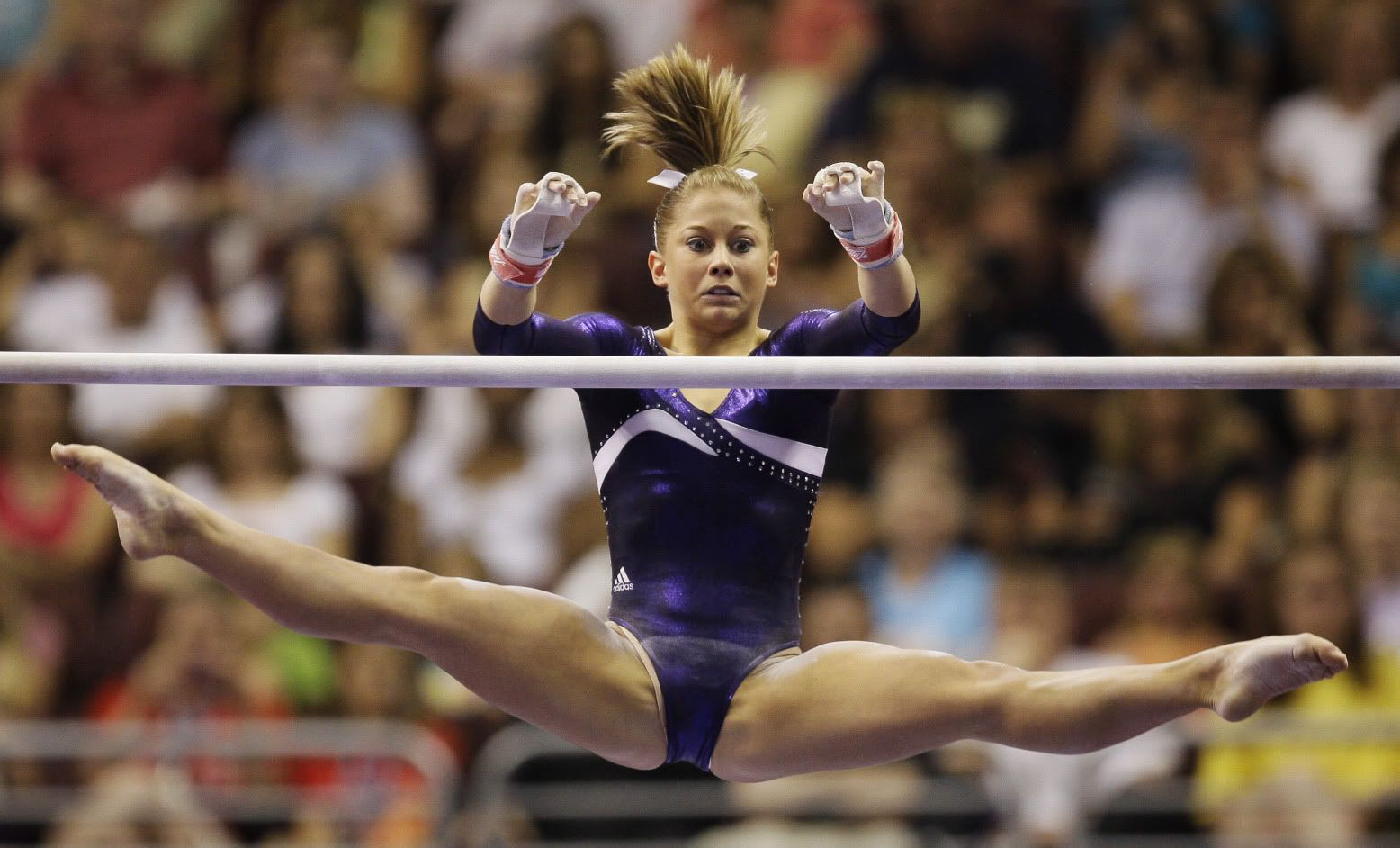 shawn johnson comments in rio