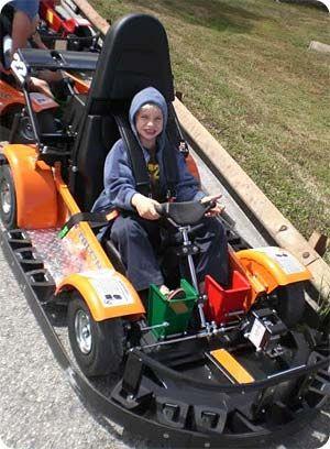 Fun Depot Go Karts