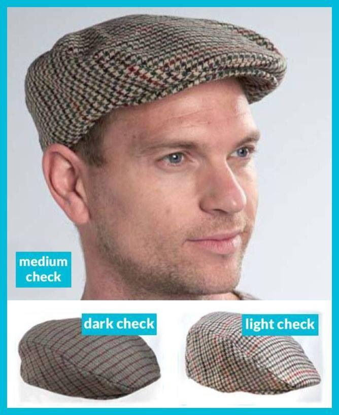 Traditional Flat Cap. 50% wool 9b756c8d8c1