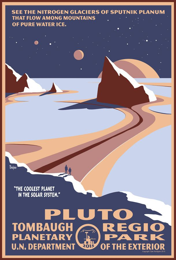 Pluto Planetary Park