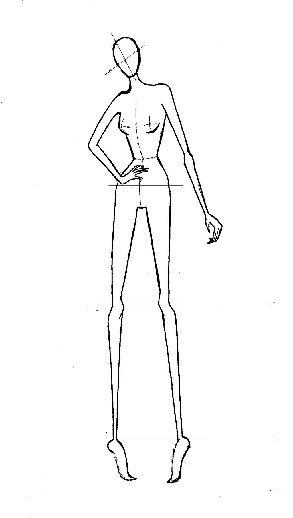 Fashion figure template by ramoneheroineiantart on fashion figure template by ramoneheroineiantart on deviantart pronofoot35fo Gallery