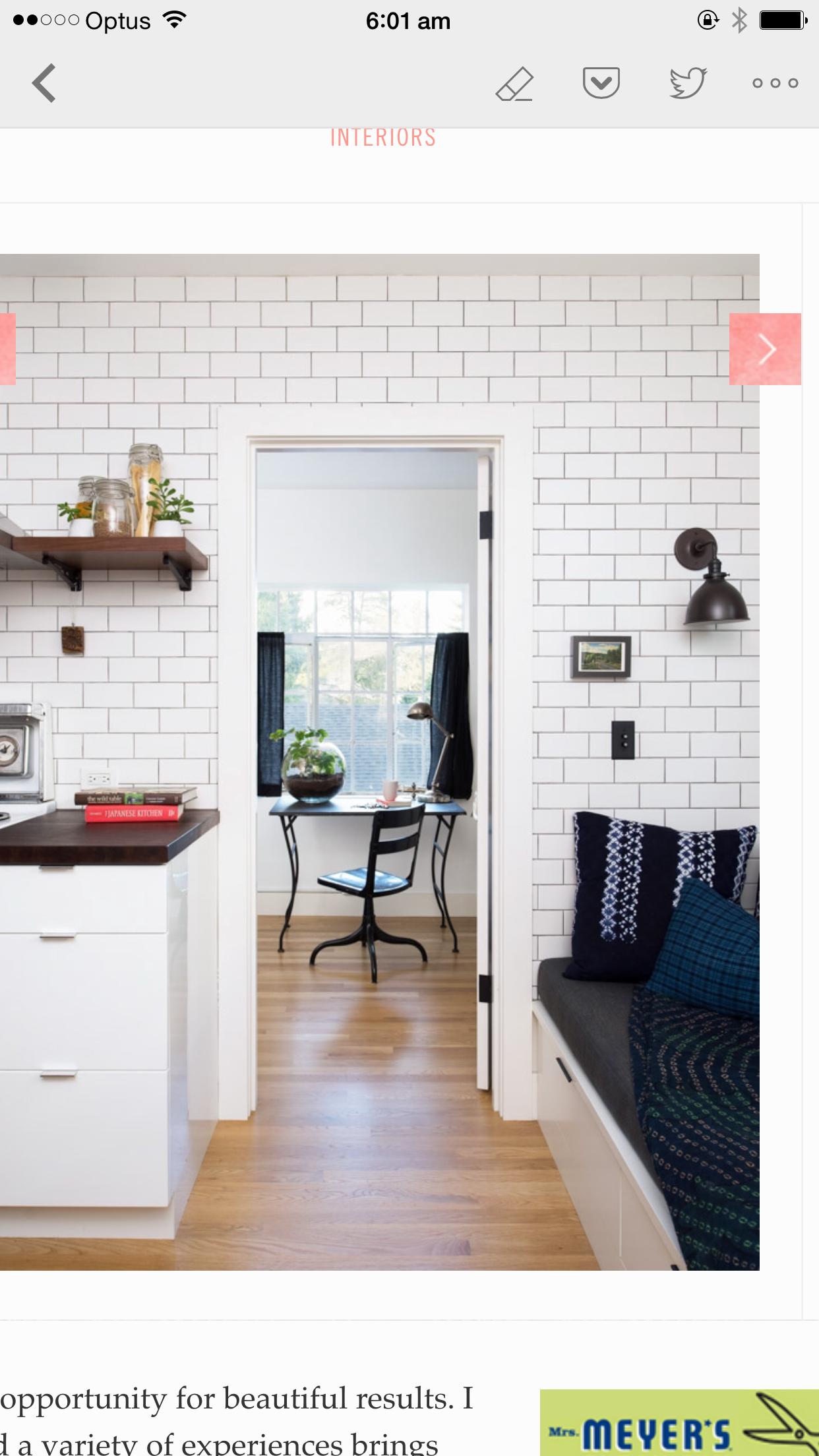 Pin von Ellie Scarf auf Kitchen & Dining | Pinterest