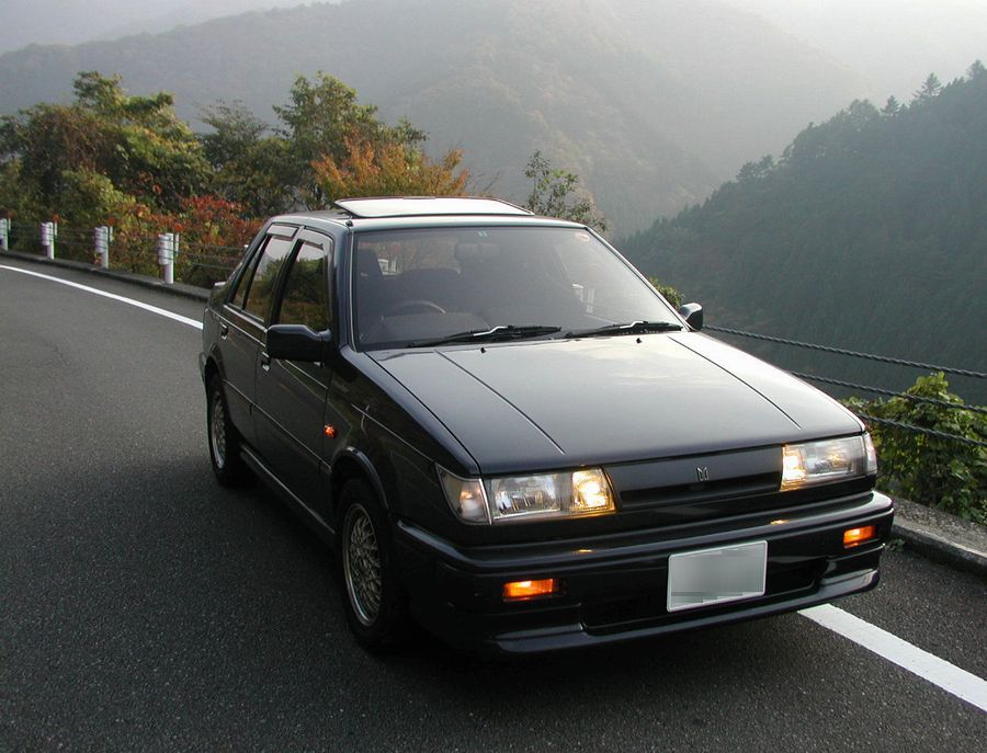 Isuzu Gemini Rs Sedan Cars That I Like Pinterest