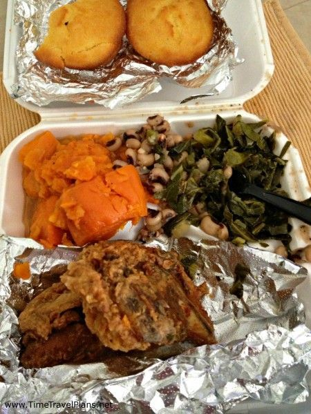 My Go To Eats In L A Soul Food Kitchen Soul Food Eat