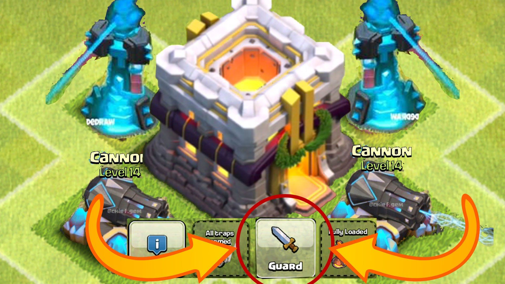 Clash of clans december update revealed coc village guard clash of clans december update revealed coc village guard th11 new hero stopboris Images