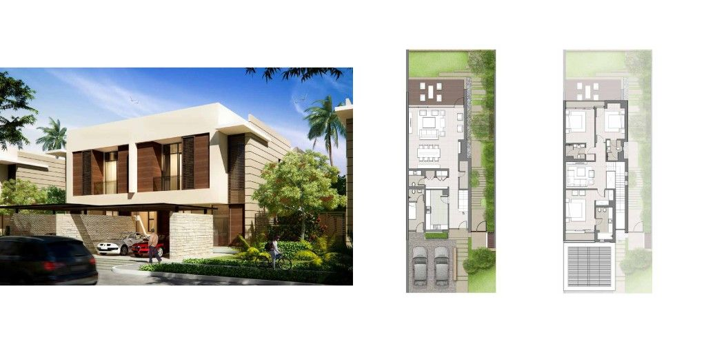 Akoya By Damac Dubai أكويا داماك Apartments In Dubai House Styles Villa