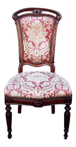 Sensational Antique Louis Xvi French Baroque Style Accent Chair In 2019 Ocoug Best Dining Table And Chair Ideas Images Ocougorg