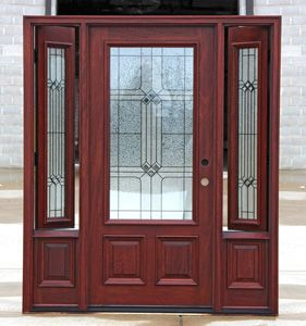 High Quality Operable Sidelights For Pets U0026 Ventilation · Entry DoorsFront ...