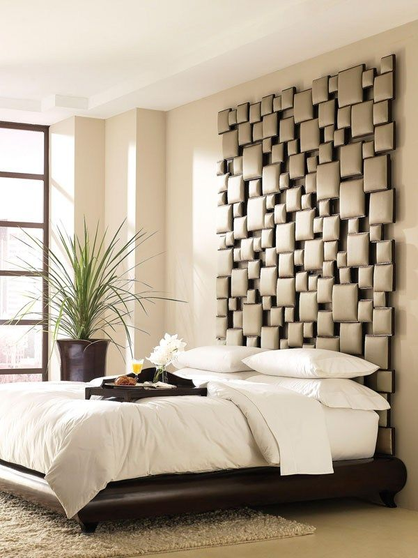 t te de lit originale 25 id es tendance de design. Black Bedroom Furniture Sets. Home Design Ideas