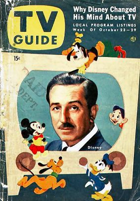 Old TV Guide -nostalgia, old tv sets, old tv shows, tv test patterns, tv shows from the 50's, 60's, and 70's, TV Guide Magazine 15 cents