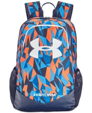 637768d312 Under Armour Scrimmage Backpack, Little Boys (2-7) & Big Boys (8-20 ...