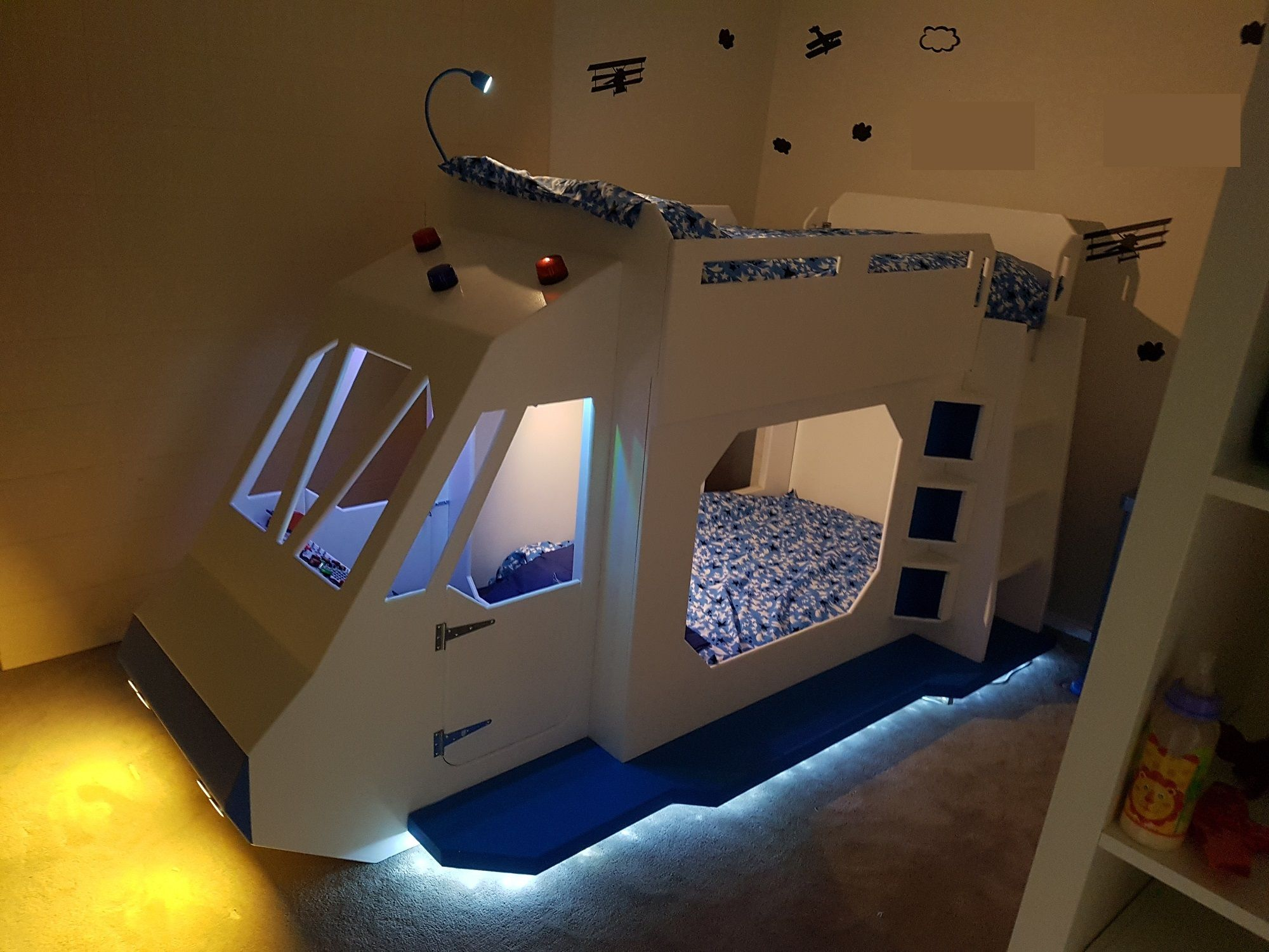 Space Shuttle Cockpit And Bunk Beds In 2019 Wish List