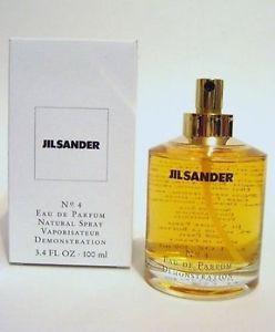 Jil Sander No 4 For Women Eau De Parfum Spray 3 4 Oz 100ml Tester 4 031655491561 Ebay