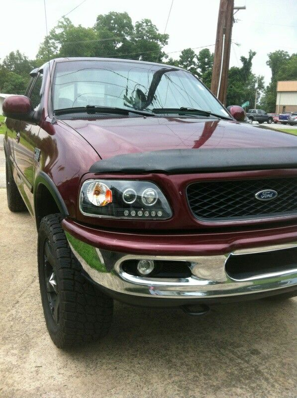 1998 Ford F 150 4x4