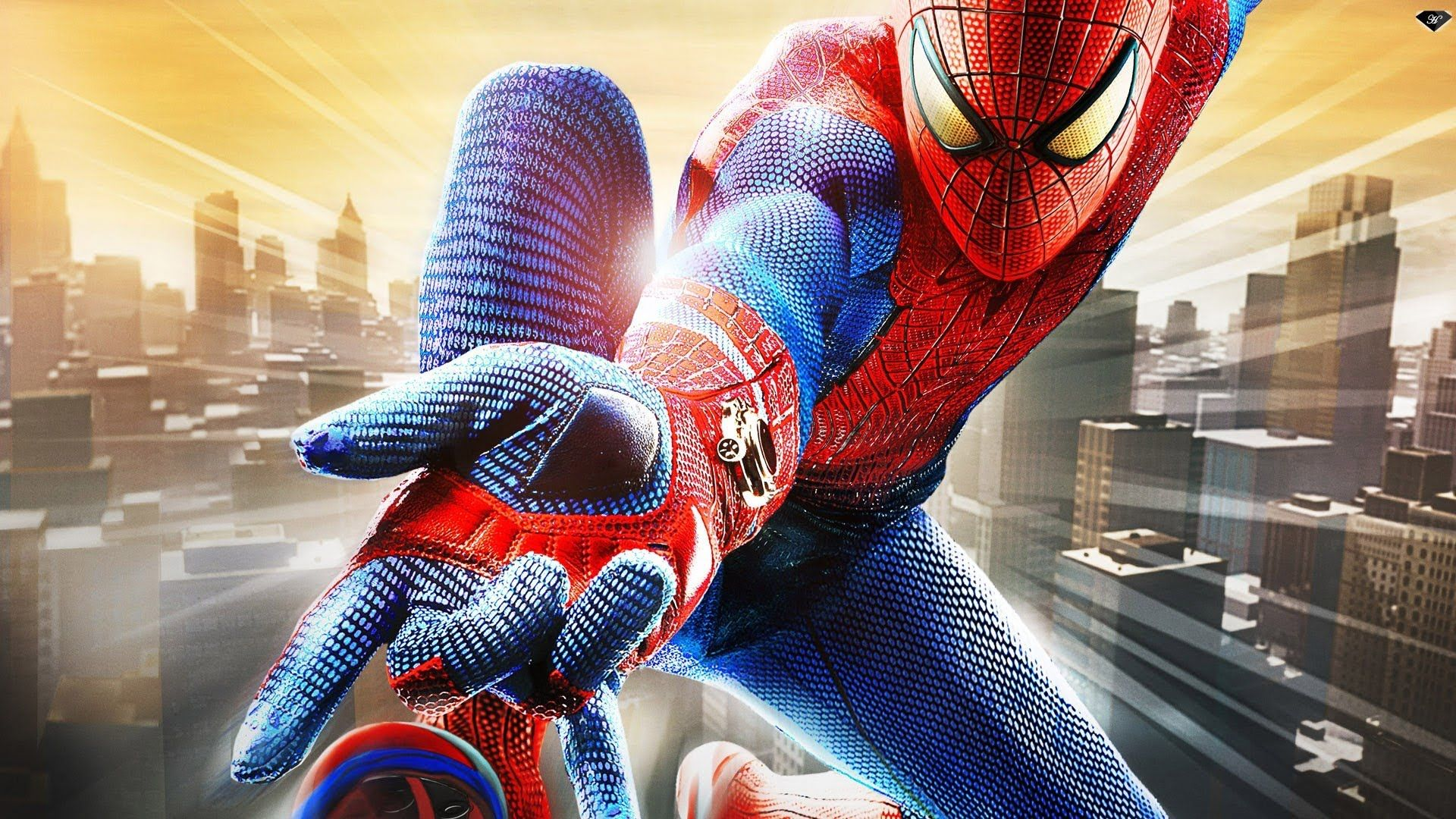 The Amazing Spider Man 2 All Cutscenes Game Movie 1080p Hd