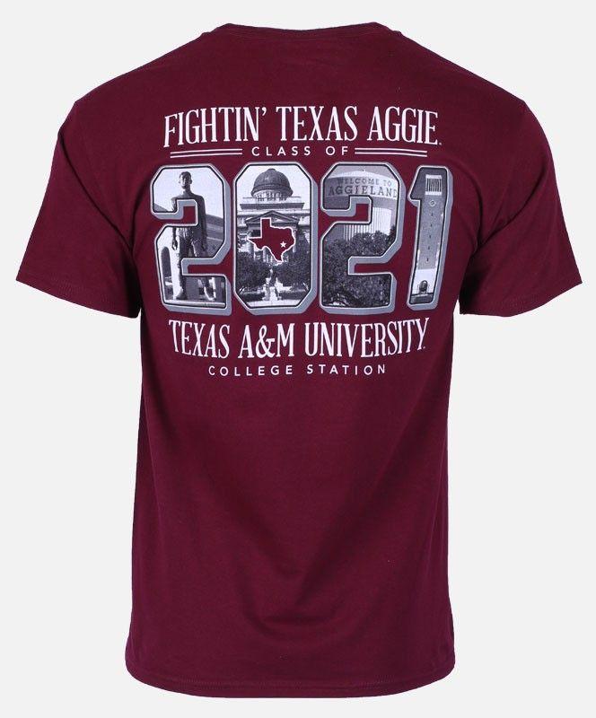 1246a8289 FIGHTIN' CLASS OF 2021. FIGHTIN' CLASS OF 2021 Tees, Mens Tops, T Shirt ...