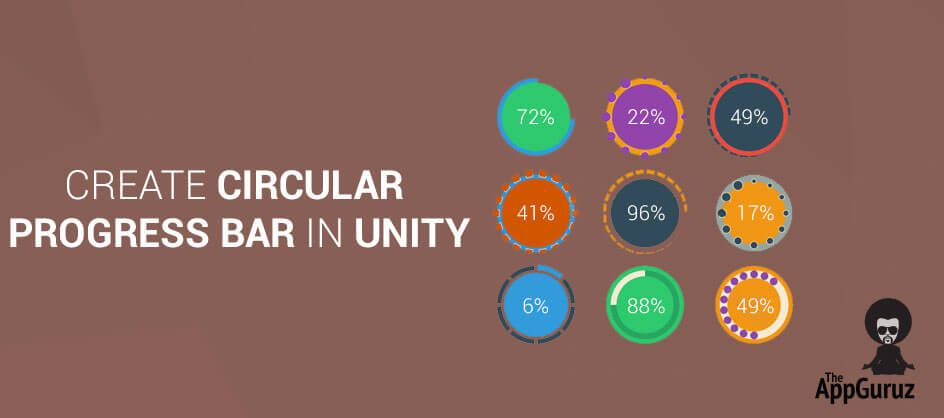 Create Circular Progress bar in Unity Tutorial  Create
