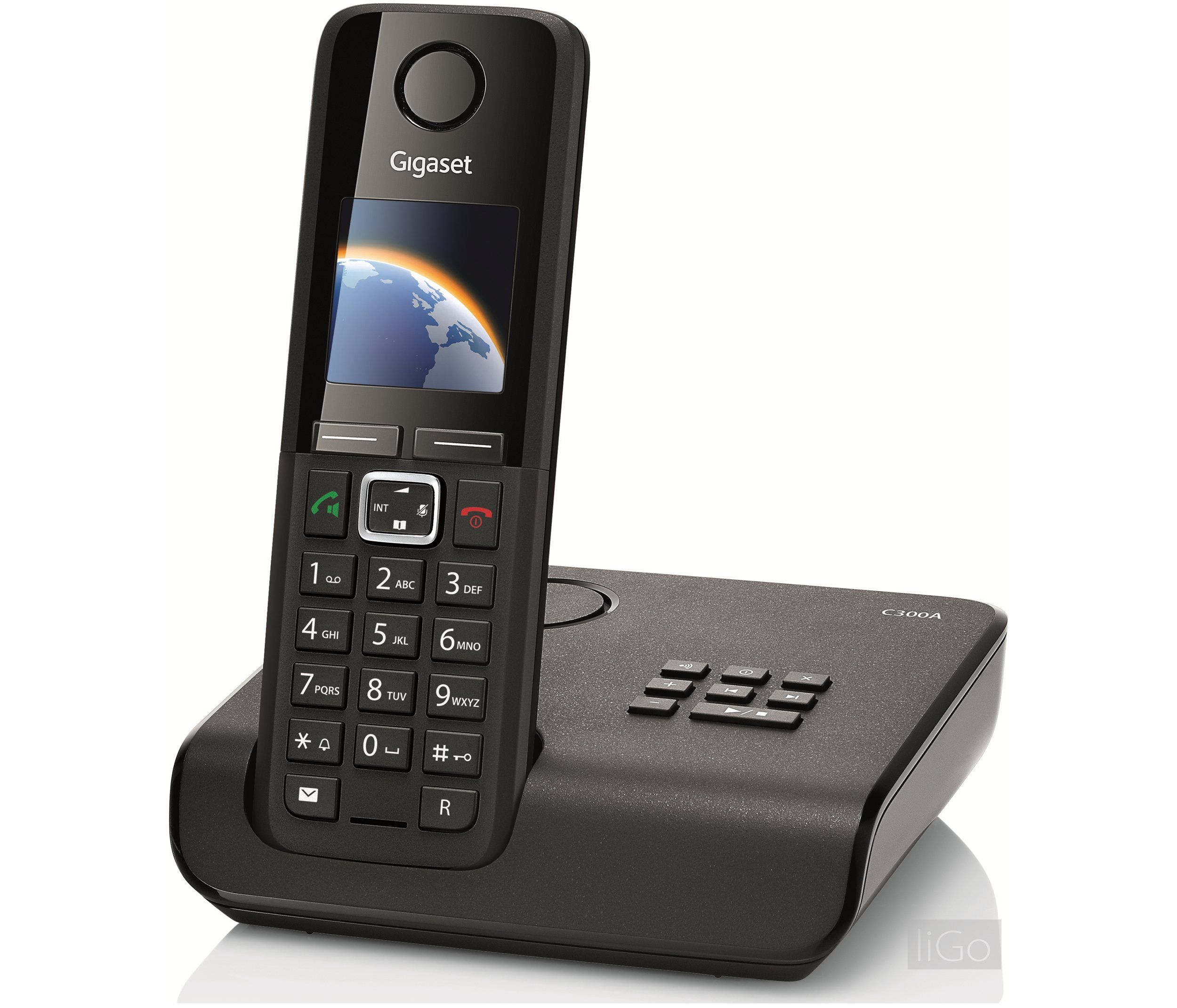 Siemens Gigaset CS3 DECT Cordless Phone U0026 Answer Machine| LiGo Part 94