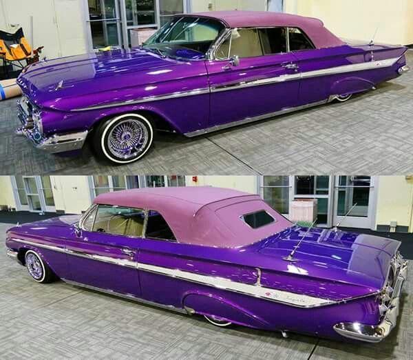 61 Chevy Impala Rag Low Low..... -